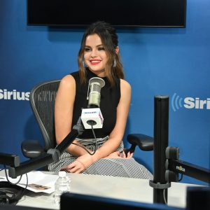 28 October Selena gives interview on radio SiriusXM in New York
