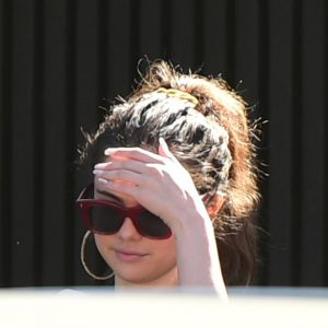 19 October Selena is out in Los Angeles, California