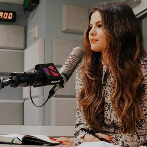 13 November Selena answers fans questions in interview with Z100 New York