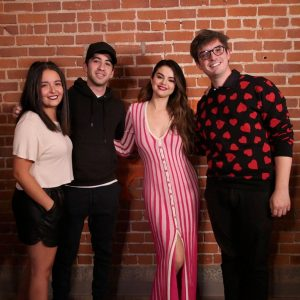 25 October @ZachSangShow on Twitter: Our full interview with @SelenaGomez is up now!
