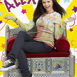 "19 October new adorable poster of Alex Russo from ""Teen"" magazine"