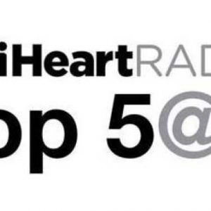 28 October vote for Lose You To Love Me at iHeartRadio Top 5@5