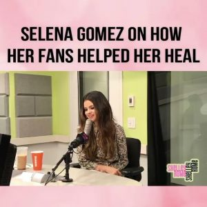 5 November watch Selena's interview with Shelley Rome
