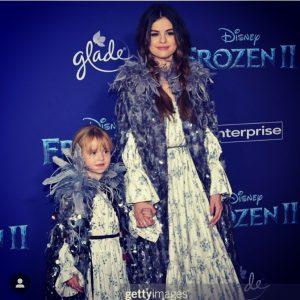 7 November @mandyteefey on Instagram: Frozen Family Night! My princesses!!! XOXO