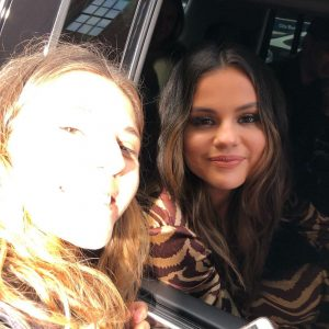 28 October new pics of Selena with fans in New York