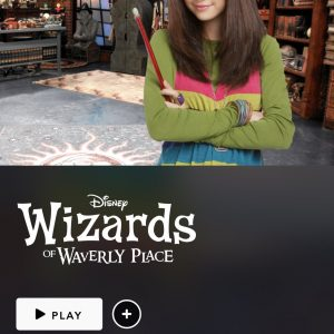 12 November watch Wizards Of Waverly Place and other Selena's Disney moviews on Disney +