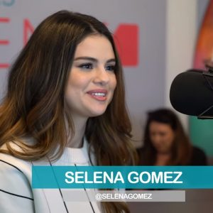 5 November watch Selena's interview with Ellen K Morning Show on KOST 103.5