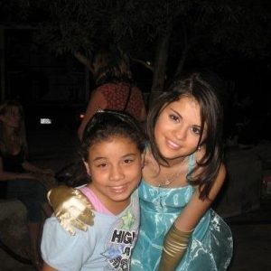 19 January check out new pics from set of Princess Protection Program from 2009