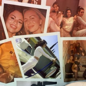 14 January Selena on Instagram Stories