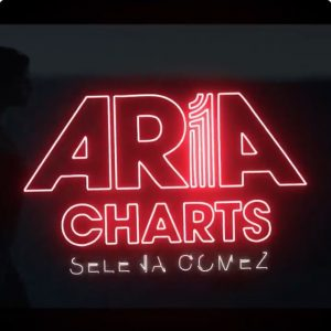 17 January @ARIA_Official on Twitter: Congratulations to @selenagomez on scoring her first #ARIACharts #1
