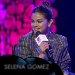 16 January new interview with Selena at iHeartRadio's Rare Release Party