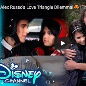 21 February Alex Russo's Love Triangle Dilemma!????