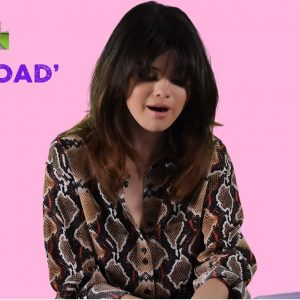25 February Selena guesses songs in the new episode of The Emoji Game