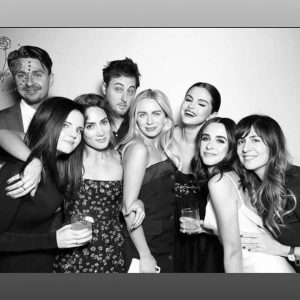 23 March check out old pic of Selena posted at Aleen Keshishian's Instagram story