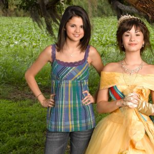 12 May another new pic from photoshoot for Princess Protection Program