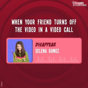 14 May @disneyinthd on Instagram: Video calling your friends and vibing with them is a MOOD