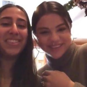 3 May new video of Selena with a fan taken at unknown time posted on Tik Tok