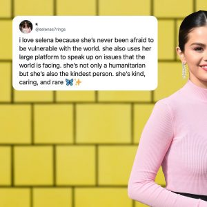 11 July @mtv on Instagram: So many reasons to love @selenagomez 🥰