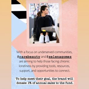 25 July Selena on Instagram Story