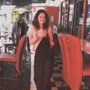 3 August new video of Selena in Kenya last December