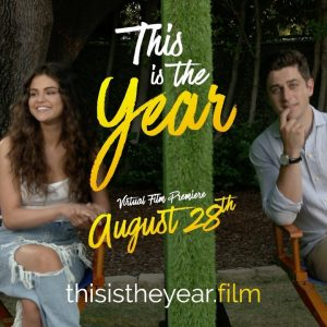 24 August @thisistheyearfilm on Instagram: David & Selena answer all your pre-premiere questions about This is The Year!