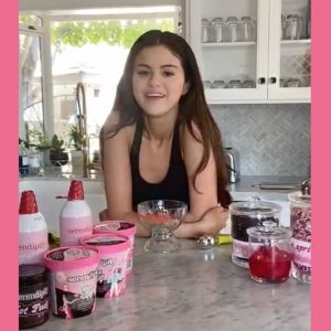 28 August @serendipitybrands on IGTV: In The Kitchen With Selena Gomez