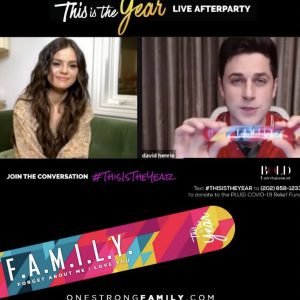 "28 August check out pics and videos of Selena and David Henrie from ""This Is The Year"" online movie premiere"