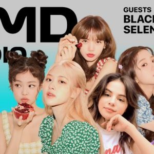 29 August Selena on Twitter:  I sat down with @Zanelowe to talk about #icecream with @blackpink