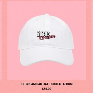 "21 August check out official ""Ice Cream"" merchandise"