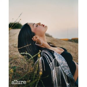 13 September Selena answering questions about her favorite products and more in interview with Allure Magazine