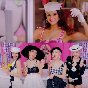 13 September check out new Selena & BlackPink interview on Radio Disney