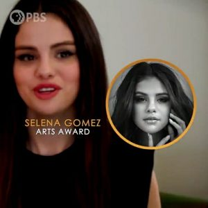 """28 September watch little  preview of Hispanic Heritage Awards, where Selena will receive an """"ARTS Award""""!"""