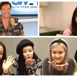 """14 September check out new Selena & BlackPink Zoom interview on """"On Air With Ryan Seacrest"""" (Updated)"""
