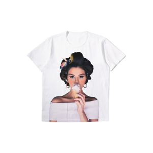 14 September new Ice Cream merchandise at Selena's official store