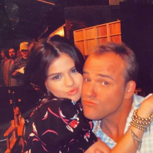 """28 October @daviddeluise on Instagram: """"Dad's bugging out !"""" #wowp #wizardsofwaverlyplace"""