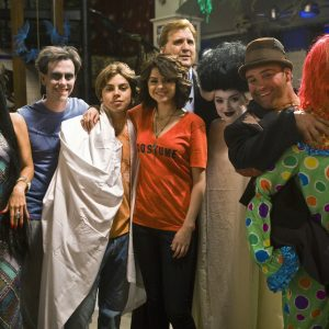 28 October check out new pic from behind the scenes of Halloween Episode from 3rd season of WOWP
