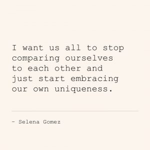4 December @RareBeauty on Instagram: @selenagomez's wise words to live by. ???? #WeAreRare