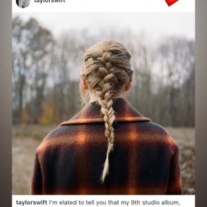 11 December Selena shared post from Taylor Swift into her Instagram Story