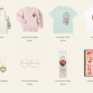 15 January check out official De Una Vez merchandise