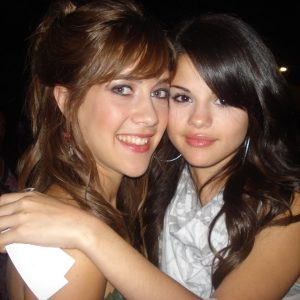 14 January @clarialonso_ on Twitter: Look what I found with @selenagomez from when we were #ChicasDisney