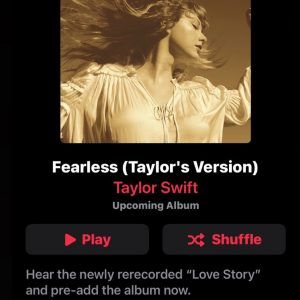 12 February Selena on Instagram story: So proud of you, as always Tay…