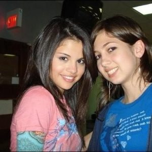 9 February check out new rare pics of Selena with fans backstage on set of Wizards Of Waverly Place