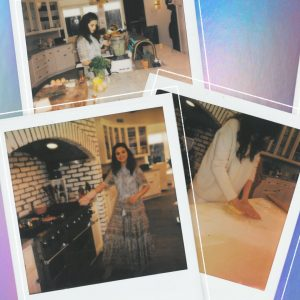 8 February Selena on Twitter: Whipping up a masterpiece (or at least trying to) on Selena + Chef