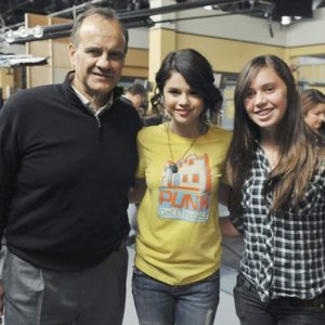 20 February new pic of Selena from set of 3rd season of Wizards Of Waverly Place