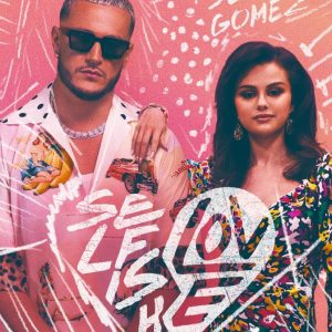 1 March DJ Snake & Selena shared official cover of their new song Selfish Love