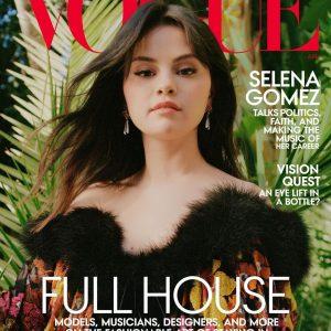 9 March Selena on Instagram: VOGUE