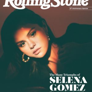 10 March Selena is the cover girl of March issue of Rolling Stone India