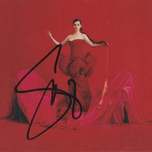 28 March check out UHQ scans from Revelacion booklet and signed by Selena card