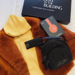 31 August take a look at Only Murders In The Building PR Box