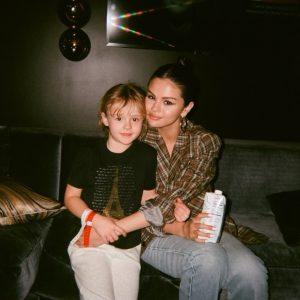 24 September: Selena on Instagram: best thing in the world